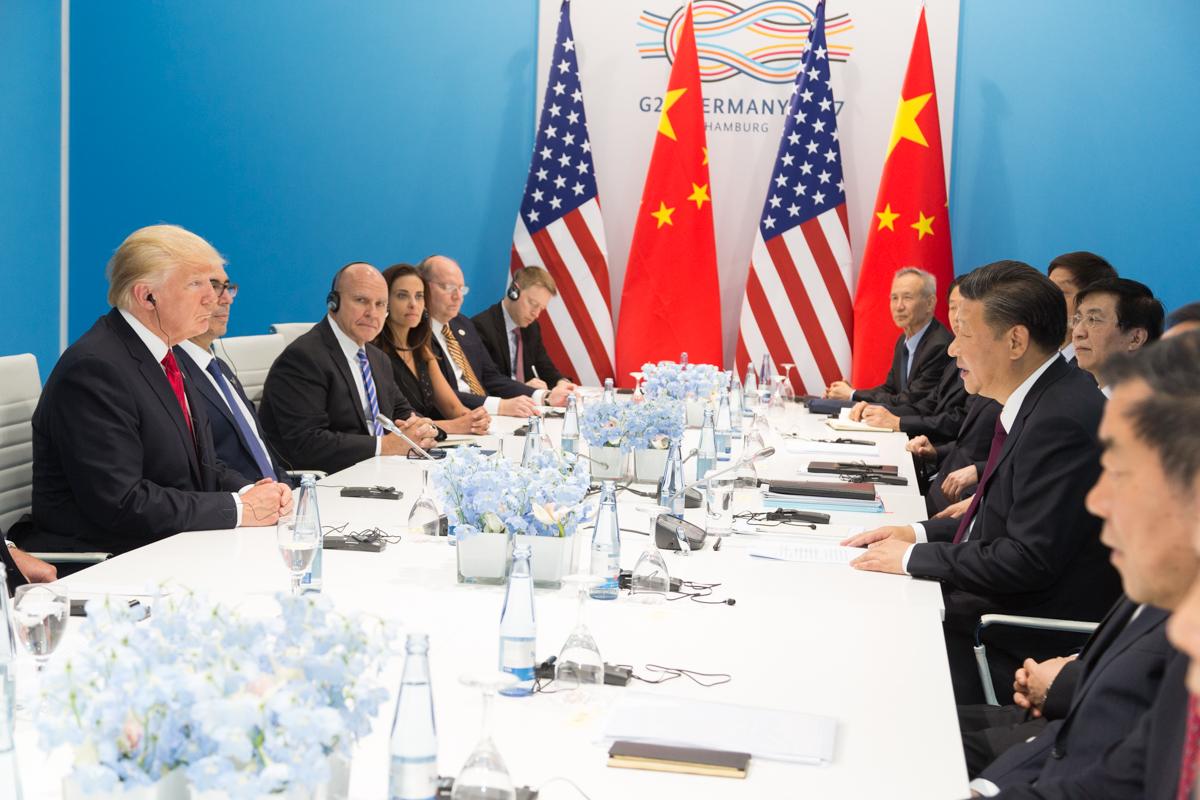 Billede til: Lars Christensens Verden - Episode 5: Huawei i centrum på den geopolitiske kampplads