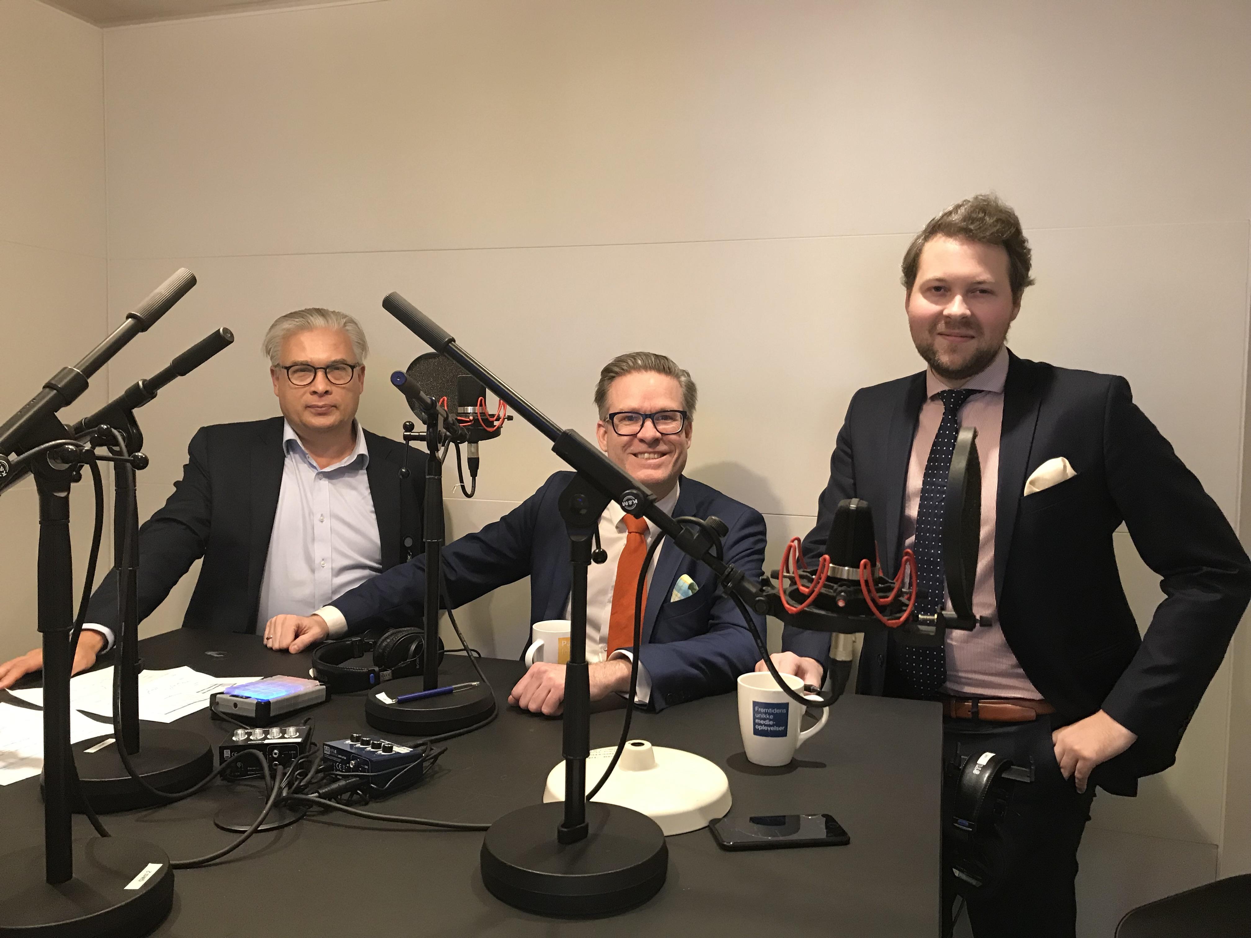 Billede til: Lars Christensens Verden - Episode 10: Nu tror markederne igen på fremtiden