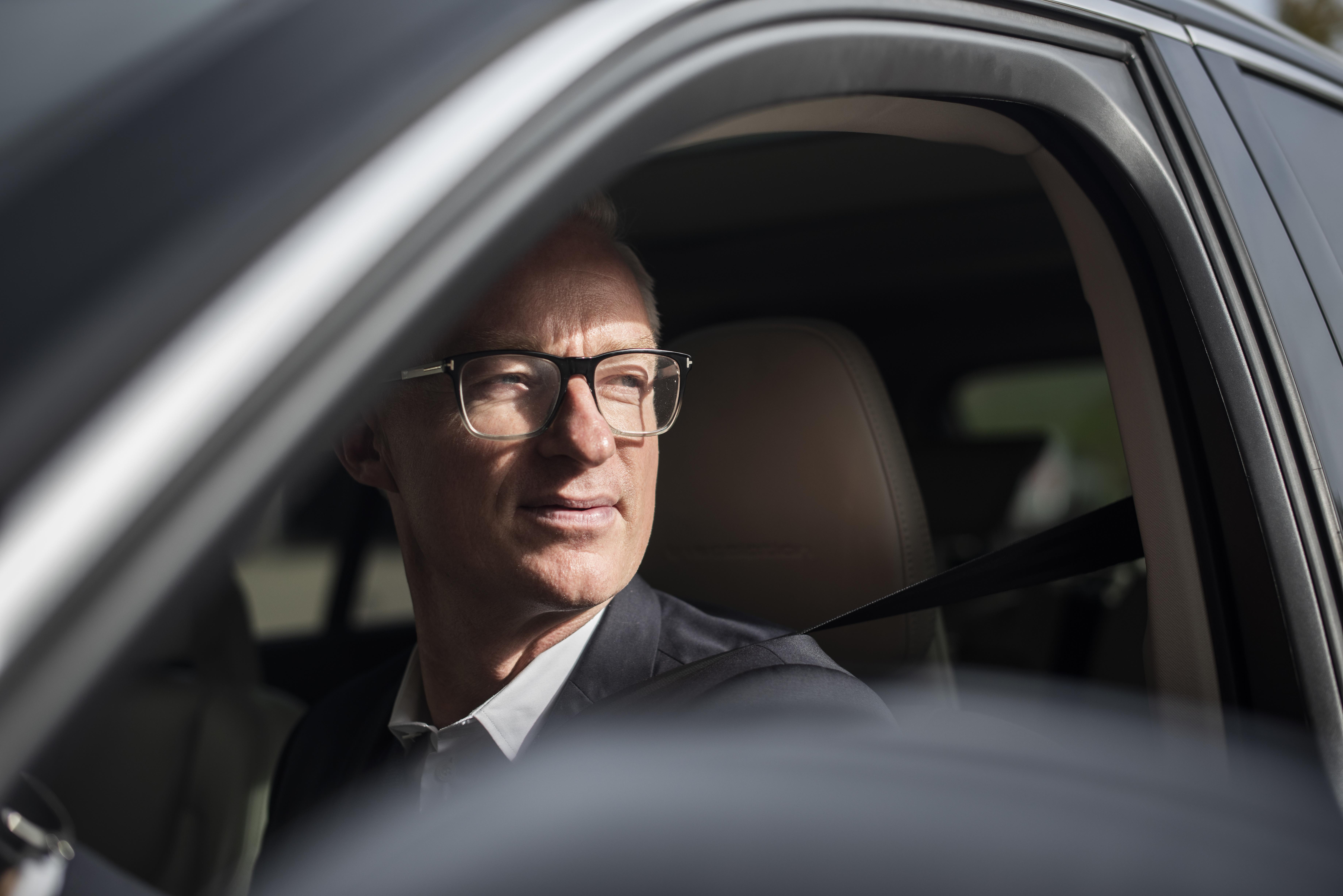 CEO Morten Hübbe